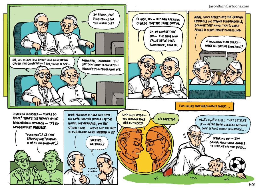 Catholic cartoons ewtn